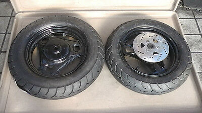 SUZUKI CF46A ADDRESS V125 Wheel Set new tire