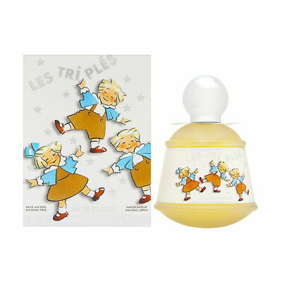 Les Triples by Les Triples for Children 3.4 oz Eau de Senteur Spray Brand New