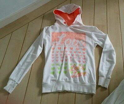 Girls hoody12-13yrs