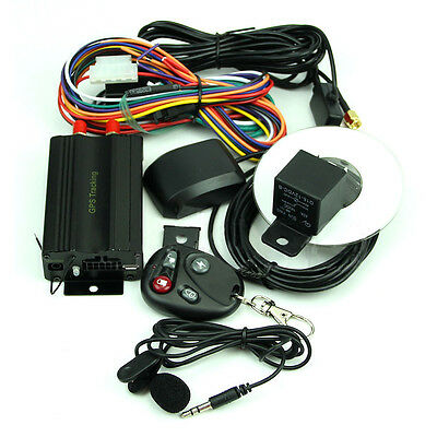 TK103B Car Vehicle Spy SMS/GPS/GSM/GPRS Tracker Tracking Realtime System Device-