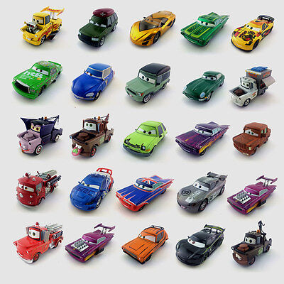 Disney Pixar Cars Other Characters Diecast Metal Toy 1:55 New In Stock