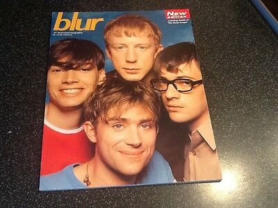 blur fan book