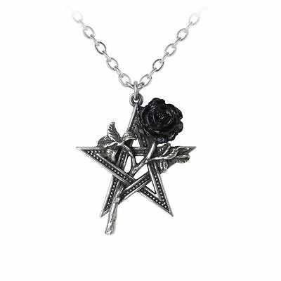 Alchemy Gothic Ruah Vered Pewter Pendant BRAND NEW