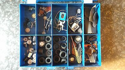 Scalextric Small Box of Parts