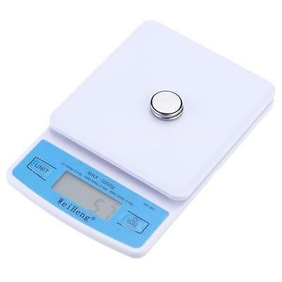 3000g/0.1g 3kg Kitchen Food Weighing Tool Digital Electronic Balance Scale H6D6