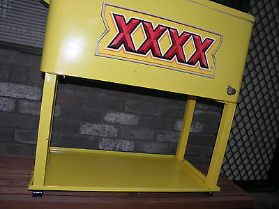 Cooler Xxxx,on Wheels,check Photos Slight Marks,new Wheels Fitted,