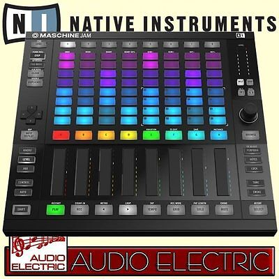 Native Instruments NI Maschine JAM incl. Komplete 11 Select + NI Ständer