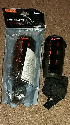 Nike Charge Shin Guards size small