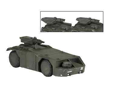 ALIENS M577 APC Vehicle Standmodell Die-Cast NECA Cine Machines ca.15cm NEU (L)