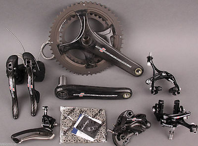 2015/2016 Campagnolo Record 11 Speed Group Groupset 6 Pieces 170mm C