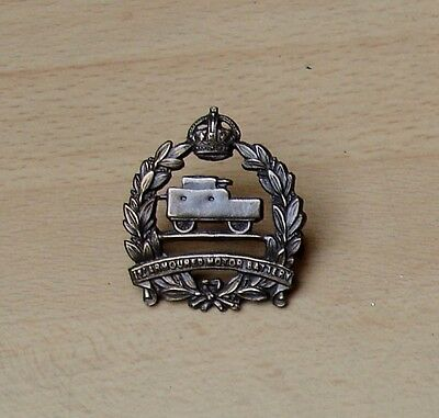 1st Armoured Motor Battery badge
