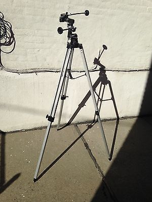 Telescope Tripod Great condition!!! Unknown make 5ft tall