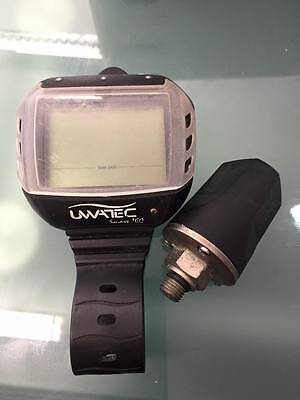 Uwatec Smart Tec Computer With Transmitter Needs New Battery
