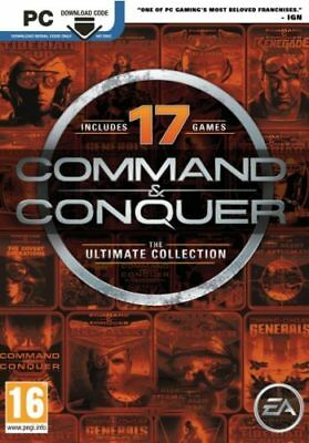 Command and Conquer the Ultimate Collection - PC - Origin Download Key - boxed