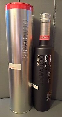 Bruichladdich Octomore 10 Second Limited Edition - 57.3%, 167 ppm