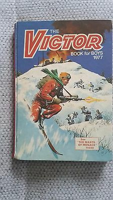 The Victor Book for Boys 1977