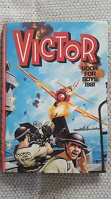 Victor Book for Boys 1981