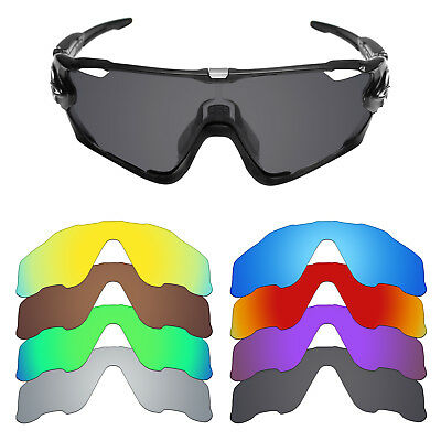 MRY Replacement Lenses for-Oakley Jawbreaker Asian Fit Sunglasses - Options