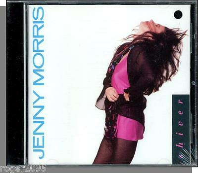 Jenny Morris - Shiver - New 1989, 10 Song Reprise/Giant CD!
