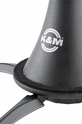 K M15222 Clarinet Stand Collapsible Legs Fits Inside The Bell