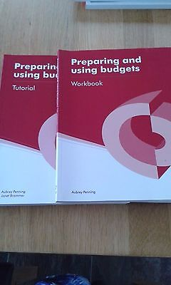 Osborne AAT level 4 Budgeting Books