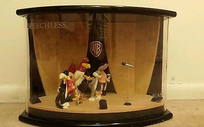 The Speechless Stage Diorama Very Rare Artist Proof #19/250 Limited Edition1994