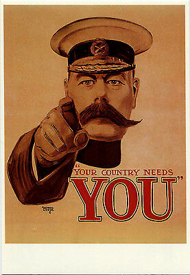 Mayfair Postcards.(709) ~ W.w.1. Recruiting Poster.
