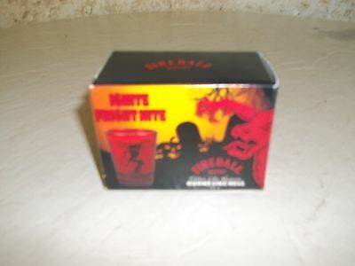 New! Fireball Whiskey Shot Glass, 'stocking Stuffer'!