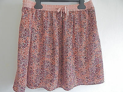 Bnwt Scotch R Belle Chiffon Lined Skirt With Pockets Age £12