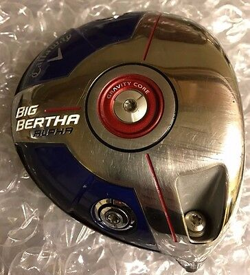 CALLAWAY BIG BERTHA ALPHA 9.0 DEGREE Driver Head