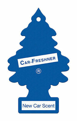 3 x New Car Scent Air Freshener Bedroom Home Car Little Magic Tree Blue New