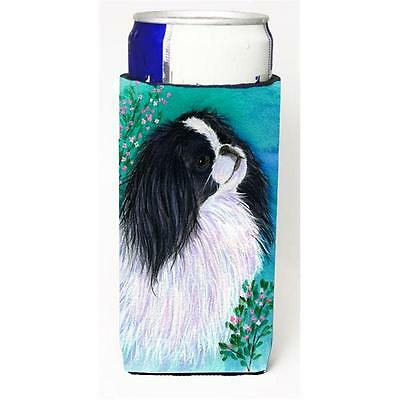 Japanese Chin Michelob Ultra bottle sleeves For Slim Cans 12 oz.