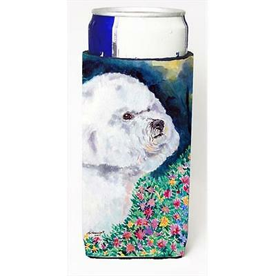Carolines Treasures Bichon Frise Michelob Ultra bottle sleeves For Slim Cans