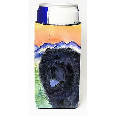 Carolines Treasures Chow Chow Michelob Ultra bottle sleeves For Slim Cans 12 oz.