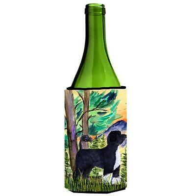 Carolines Treasures Portuguese Water Dog Wine bottle sleeve Hugger 24 oz.