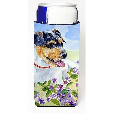 Jack Russell Terrier Michelob Ultra bottle sleeves For Slim Cans 12 oz.