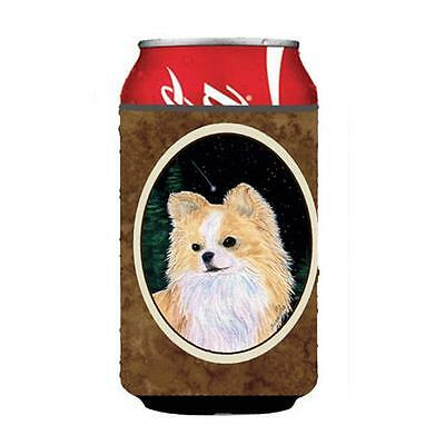 Carolines Treasures Starry Night Chihuahua Can Or bottle sleeve Hugger 12 oz.