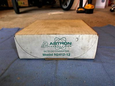 Astron DC To DC Converter Model N2412-12