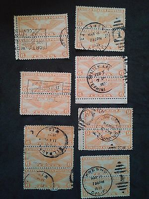 Used lot of C19 pairs with nice cancels