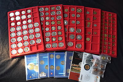 Euro 2000s Coin Collection, €315+ Facevalue, 99p Start, All Pictured