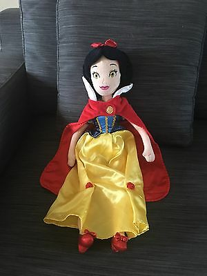 Disney Store Snow White Plush Doll