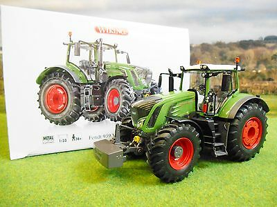 Wiking Fendt 939 Vario Tractor 1/32 7343 *boxed & New*
