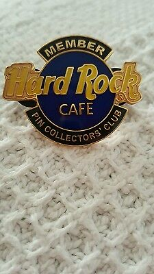 Hard Rock Cafe Collectors' pin club