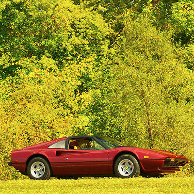 1979 Other Makes 308 GTS 1979 Ferrari 308GTS, 24,114 Original Miles, 2 Owner car, Exceptional Condition!