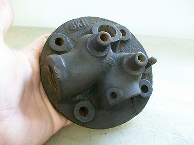 STOVER KA HEAD 1-1/2hp or 2hp? Old Hit and Miss Gas Engine