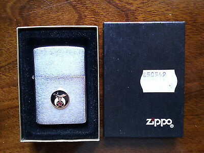 Zippo death Valley lighter with box
