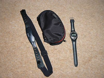 Oregon Heart Rate Monitor Model No.HR102 & Chest Band & Case.