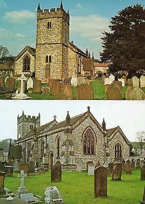 Ashford- in- the -water postcards ( 2)