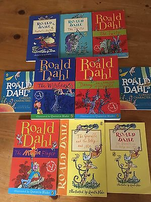 Roald Dahl Collection Of Books