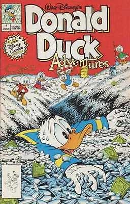 Walt Disney's Donald Duck Adventures (1990 series) #1 in Near Mint - condition